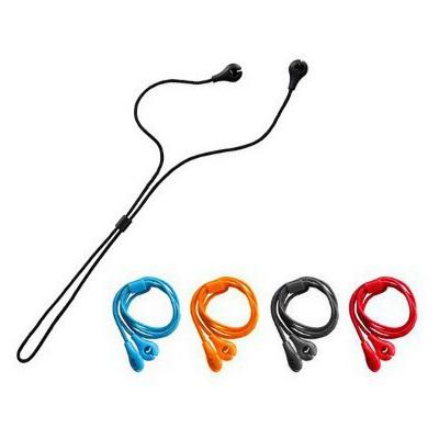 Pratigo Kablolu kulaklık askısı- Turuncu Kulaklık Aksesuarı