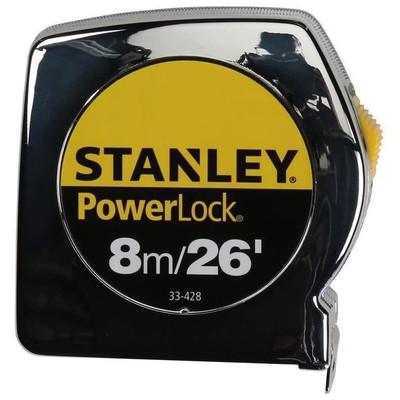 Stanley Stht331688 Çelik  8mx25mm Şerit Metre