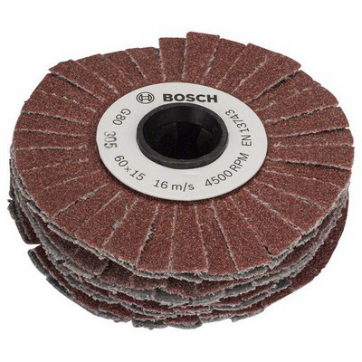 Bosch PRR - Flexible Sanding Roll 15mm, grid 80  - 1600A00154