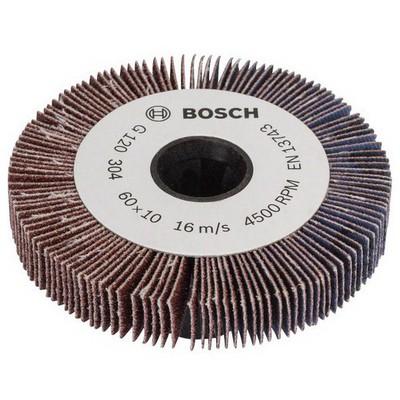 Bosch PRR - Lamella Roll 10mm, grid 120  - 1600A0014Z