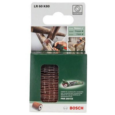 Bosch PRR - Lamella Roll 60mm, grid 80 Makine Aksesuarı