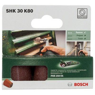 Bosch PRR - Sanding Sleeve 30mm, conical, 80mm  - 1600A00157