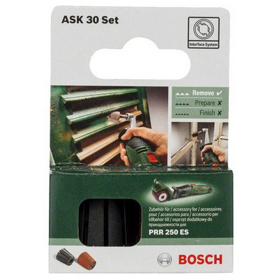 Bosch PRR - Shank for Sanding sleeve 30mm, conical  - 1600A00156