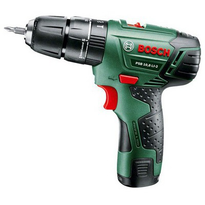 Bosch PSB 10,8 LI-2 Tek Akü - 0603983909