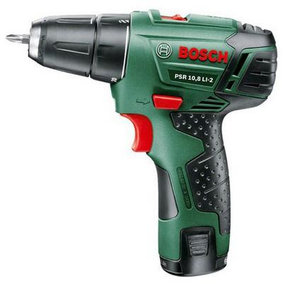 Bosch PSR 10,8 LI-2 Tek Akü  - 060397290K
