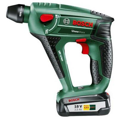 Bosch UNEO Maxx Tek Akü 2,5 Ah Akülü Vidalama