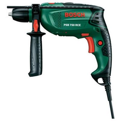 Bosch PSB 750 RCE Universal Darbeli Matkap - 0603128500