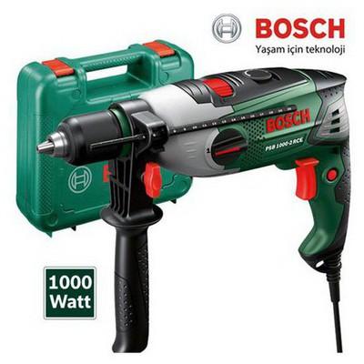 Bosch PSB 850-2 RE Expert + 15 Parça Set Darbeli Matkap - 06031730
