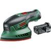 Bosch PSM 10,8 LI Çift Akü Zımpara Makinası - 0603976902