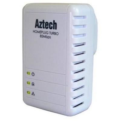 Aztech Hl106e Aks 85 Mbps Hl106e 1 Port Kablolu Powerline