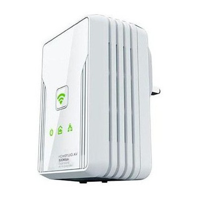 Aztech Hl117ew 300mbps 2 Port Kablosuz Homeplug Powerline