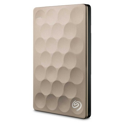 Seagate 2TB Backup Plus Ultra Slim Harici Disk - STEH2000201