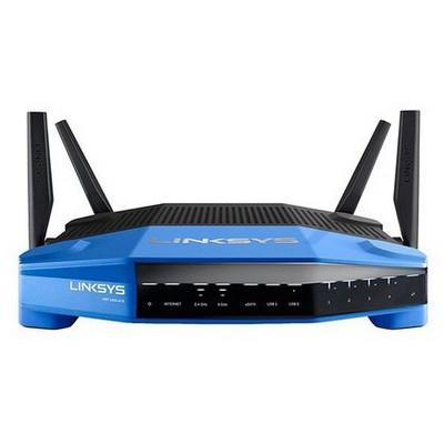 Linksys Wrt1900acs-eu 600mbps-1300mbps 4 Port Dual-bant Kablosuz Ac Router