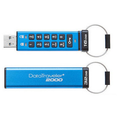 Kingston 32gb Keypad Usb 3.0 Dt2000/32gb USB Bellek