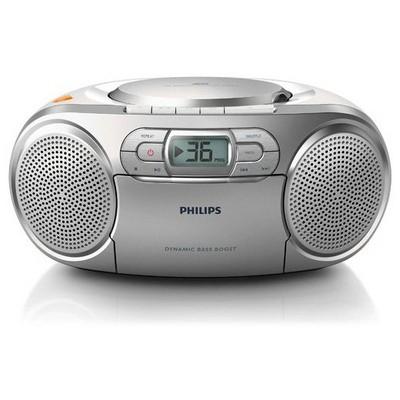 Philips Az127 2w Rms Cd Cd-r Cd-rw Fm Müzik Seti