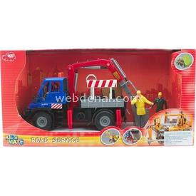 Simba Şehir Servisi Çalışma Aracı Model 1 Erkek Çocuk Oyuncakları