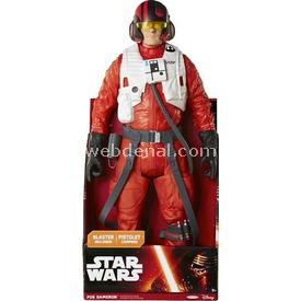 Star Wars 7 Poe Dameron 50cm Figür Figür Oyuncaklar