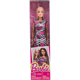 Barbie Şık Bebek Dgx59 Bebekler
