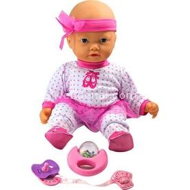 Vardem Çıngıraklı Mimikli Mila Bebek Bebekler