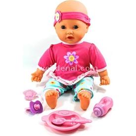 Vardem Interaktif Mila Bebek Nefes Efektli Bebekler