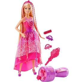 Barbie En Uzun Saçlı Prenses Kız Çocuk Oyuncakları