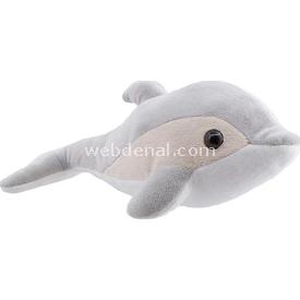 Neco Plush Beyaz Balina Peluş Oyuncak 30 Cm Peluş Oyuncaklar
