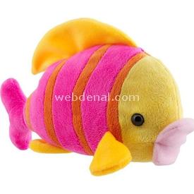 Necotoys Neco Plush Pembe Balık Peluş Oyuncak 20 Cm Peluş Oyuncaklar