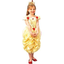 Rubies Bella Çocuk Kostüm Lüks 7-8 Yaş Kostüm & Aksesuar