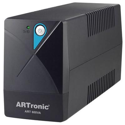 Artronic Art-600va 650va, Line Interaktif, 1 Adet 12 V 7ah Akü, 1 Pc 20 Dk, Kesintisiz Güç Kaynağı