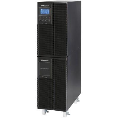 Artronic Beta-10kva 10kva On Line Ups, 8000watt, 40 Pc 5 Dk., 25 Pc 11dk. Güç Kaynağı