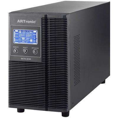 Artronic Beta-2kva 2kva On Line Ups, 1600watt, 10 Pc 5dk. 5pc 15dk. Kesintisiz Güç Kaynağı