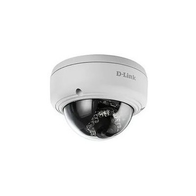 D-link Dcs-4602ev/upa/a1a Full Hd Outdoor Vandal Proof Poe Dome Ip Camera Güvenlik Kamerası