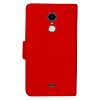 Microsonic Türk Telekom Tt175 Kılıf Cüzdanlı Deri Kırmızı Cep Telefonu Kılıfı