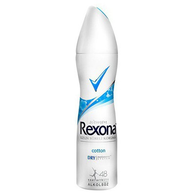 Rexona Women Deo Sprey Cotton 150 Ml Kadın Parfümü
