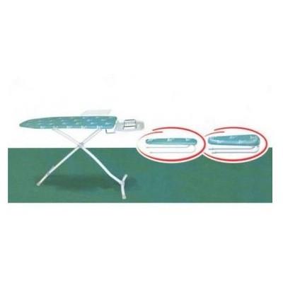 Gazella TS GZM 900D SQUAD Ev Tipi Ütü Masası (DELUXE)Çamaşırlıklı,Büyük ve Küçük Kol Aparatlı Ütüleme Gereci