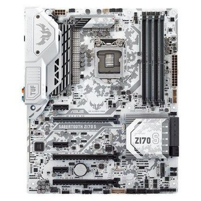 Asus Sabertooth Z170 S Intel Anakart