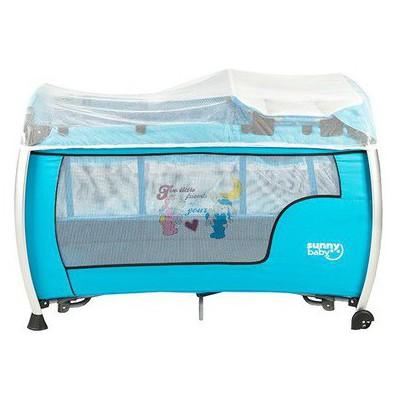 Sunny Baby 618 Delmon  70x120 Mavi Park Yatak