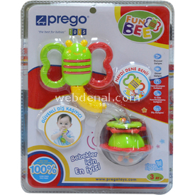 prego-0072-fun-bee-oyuncak-kirmizi