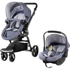 Sunny Baby Sb700 Ultima Travel Bebek Arabası Gri Travel Sistem Bebek Arabası