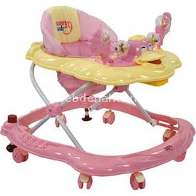 Sunny Baby Vak Vak Yürüteç Pembe Yürüteç / Hoppala / Salıncak