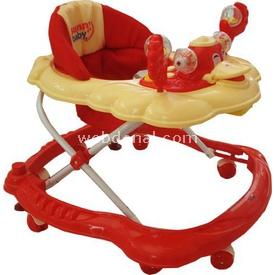 Sunny Baby Vak Vak Yürüteç Kırmızı Yürüteç / Hoppala / Salıncak