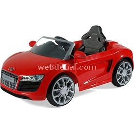 Sunny Baby W458qht Audi Rb Akülü Araba Kırmızı Akülü Arabalar