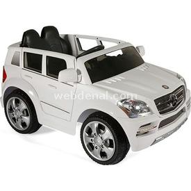 Sunny Baby W488qht Mercedes Akülü Araba Beyaz Akülü Arabalar