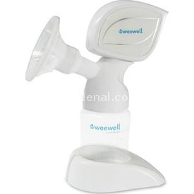 Weewell Elektrikli Mini Göğüs Pompası Bebek Besleme