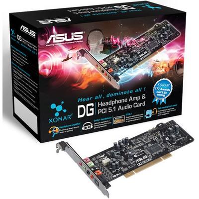 Asus Xonar Dg 5.1 Kanal PCI Ses Kartı