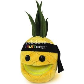 Necotoys Fruit Ninja Sesli Peluş Ananas 12 Cm Peluş Oyuncaklar