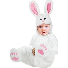 Hkostüm Bebek Tavşan Kostümü 6-12 Ay Kostüm & Aksesuar