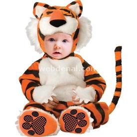 Hkostüm Bebek Tiger Kostümü 6-12 Ay Kostüm & Aksesuar