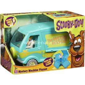 Giochi Preziosi Scooby Doo Gizemli Karavan Arabalar