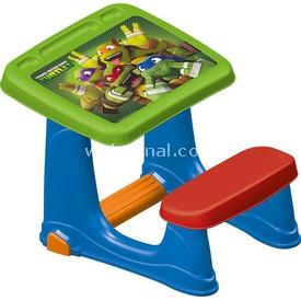 Dolu Ninja Kaplumbağalar Çalışma Masası Ofis / Kırtasiye Ürünü